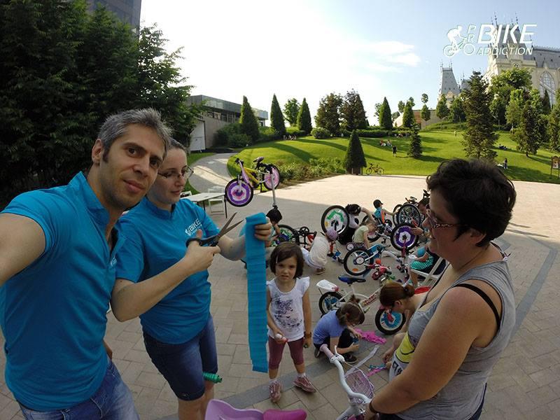 probikeaddiction palas parada micilor biciclisti