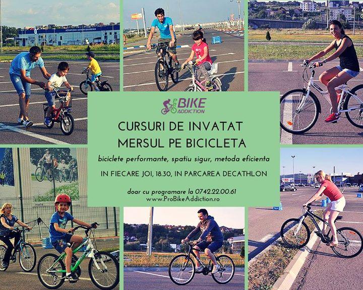 cursuri de invatat mersul pe bicicleta iasi probikeaddiction