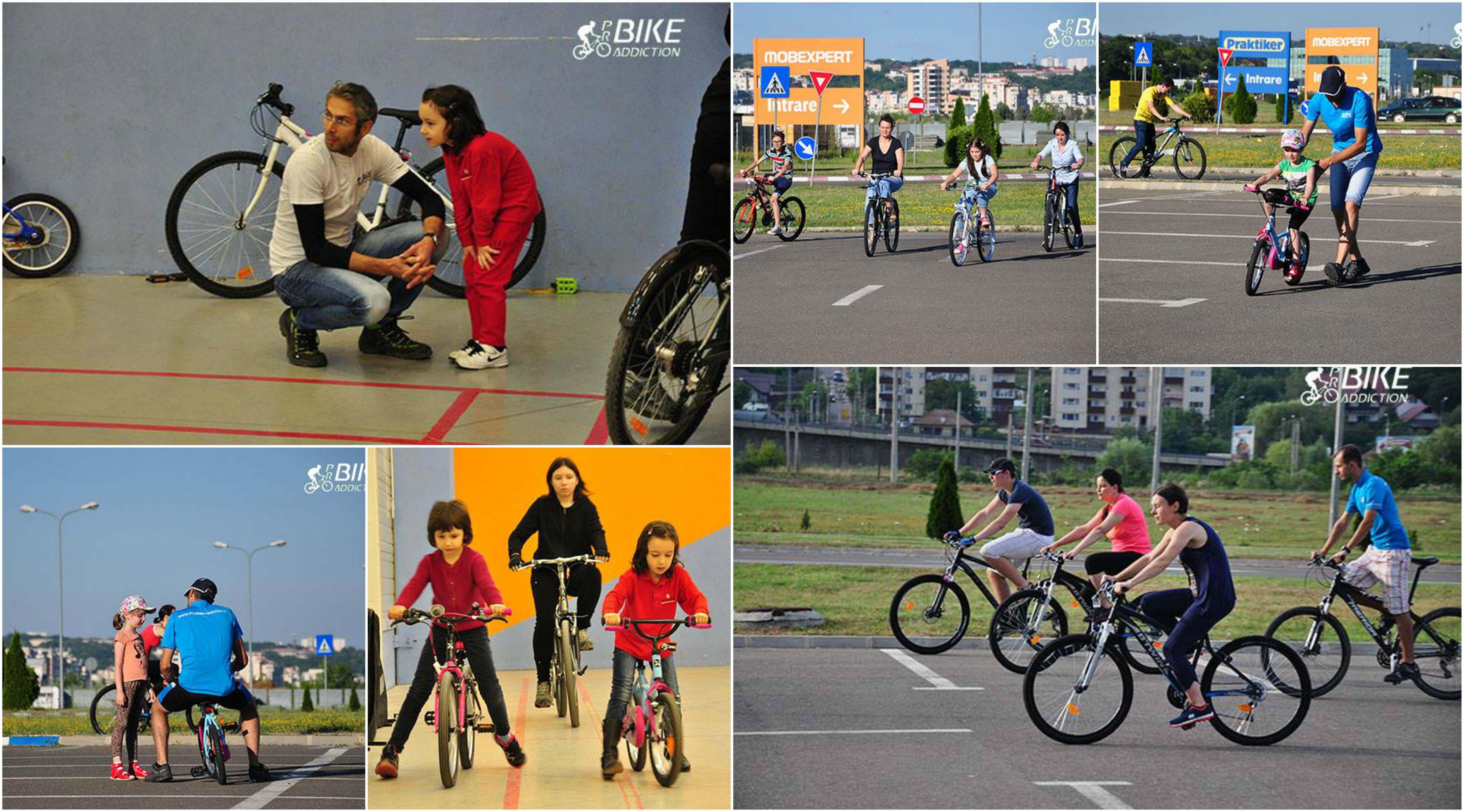 probikeaddiction cursuri de invtat mersul pe bicicleta