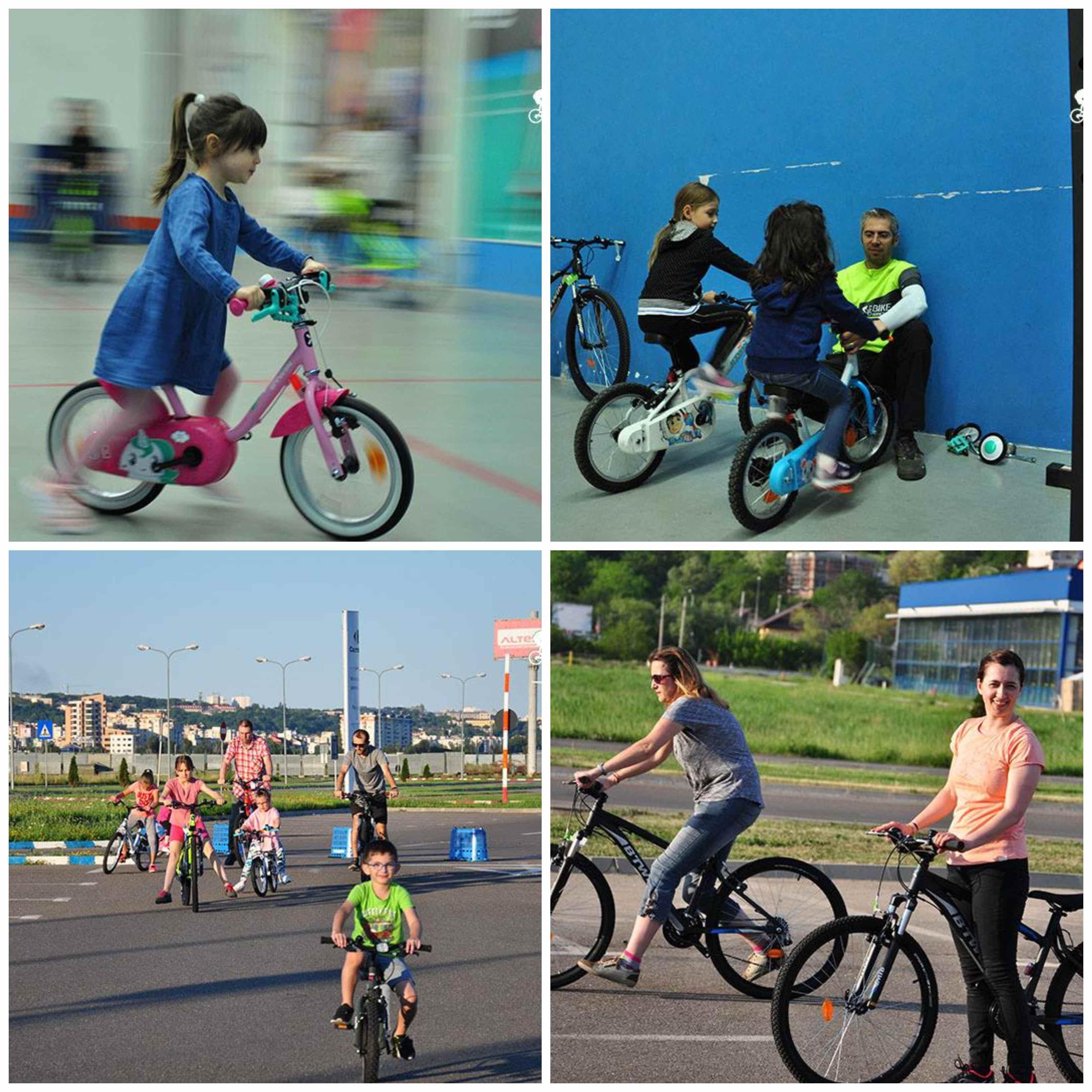 probikeaddiction cursuri de invatat mersul pe bicicleta iasi decathlon