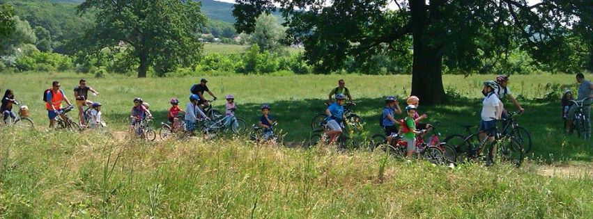 ProBikeAddiction cicloturism in familie Dobrovat Iasi