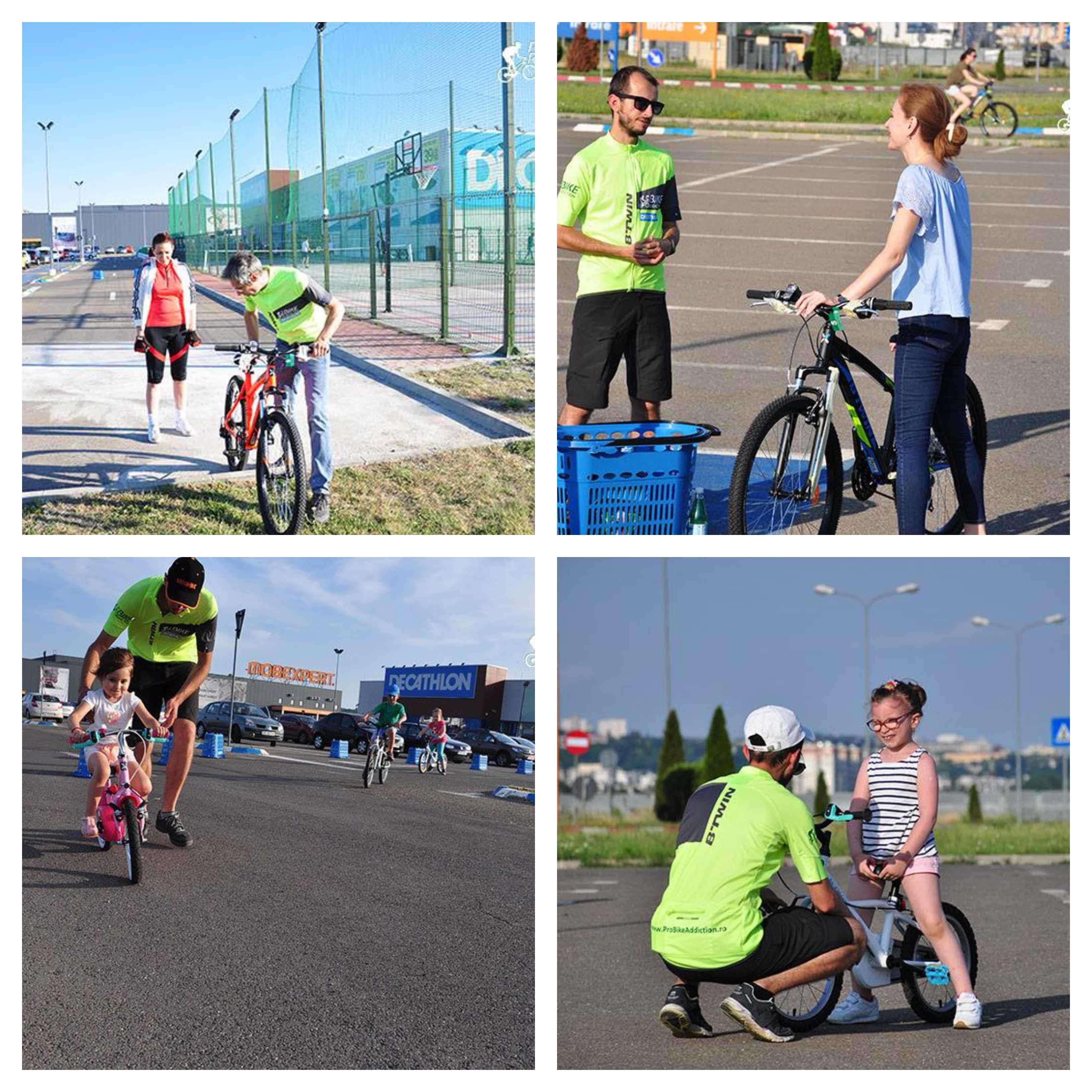 cursuri de invatat mersul pe bicicleta decathlon iasi probikeaddiction3
