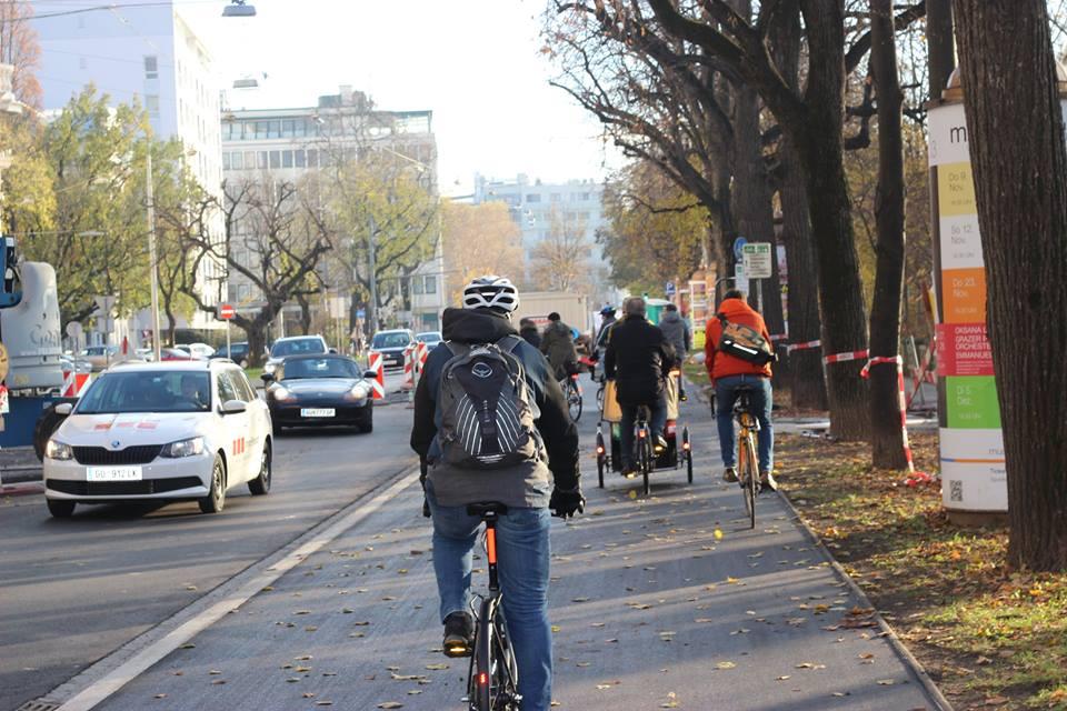 probikeaddiction graz infrastructura biciclete