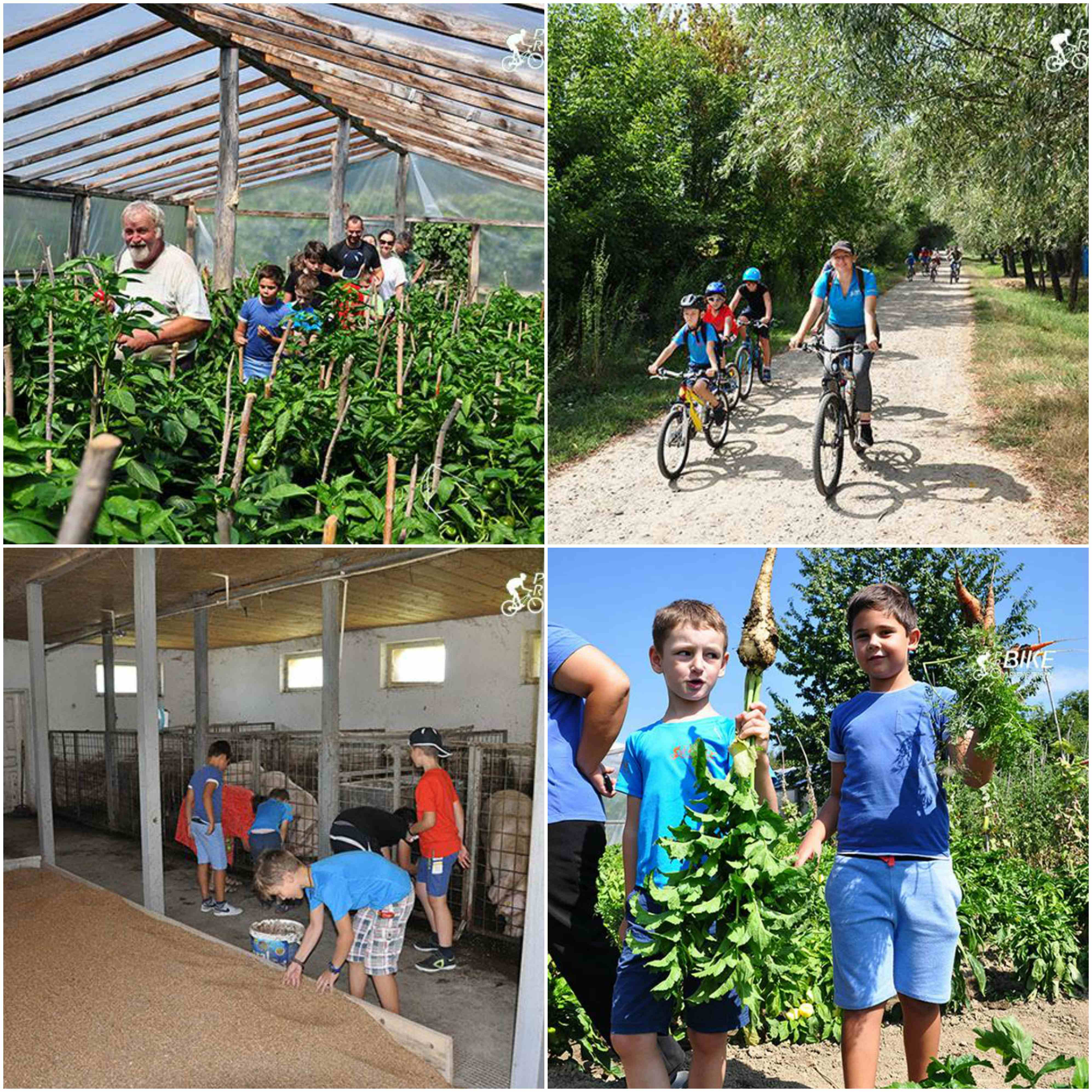 probikeaddiction bike touring cicloturism in familie