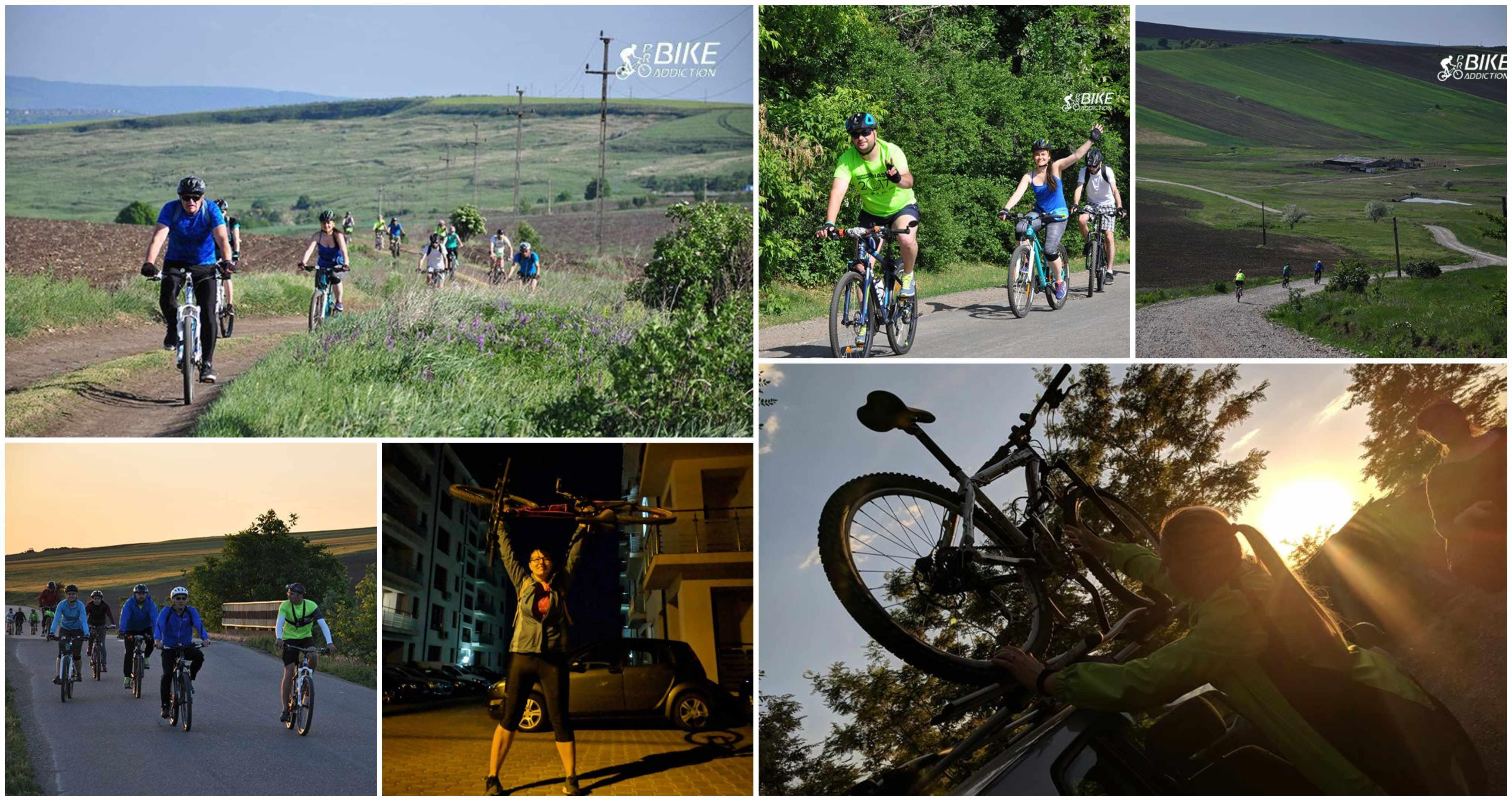probikeaddiction iasi cicloturism apus la stana