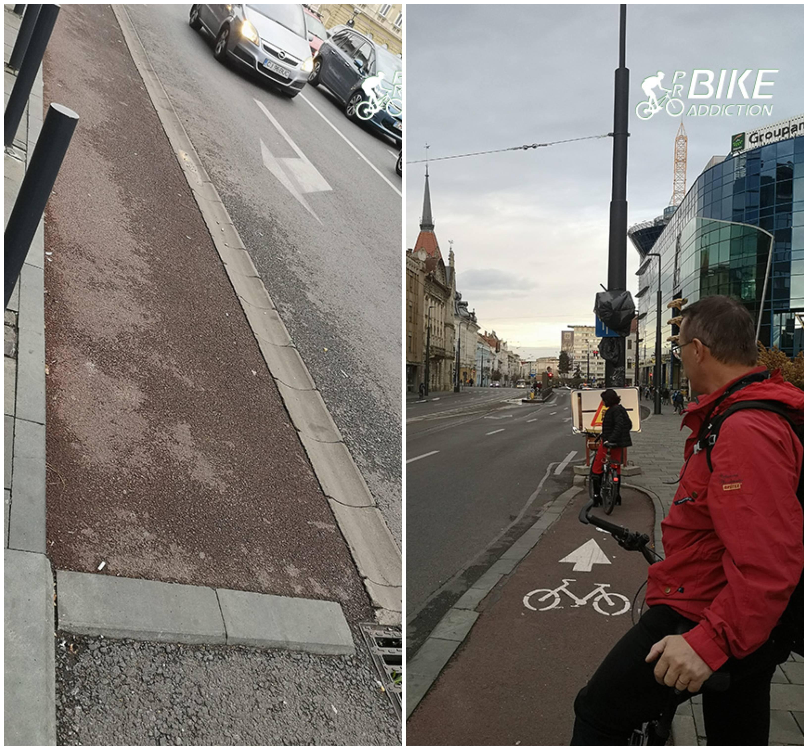 probikeaddiction infrastructura biciclistica cluj piste