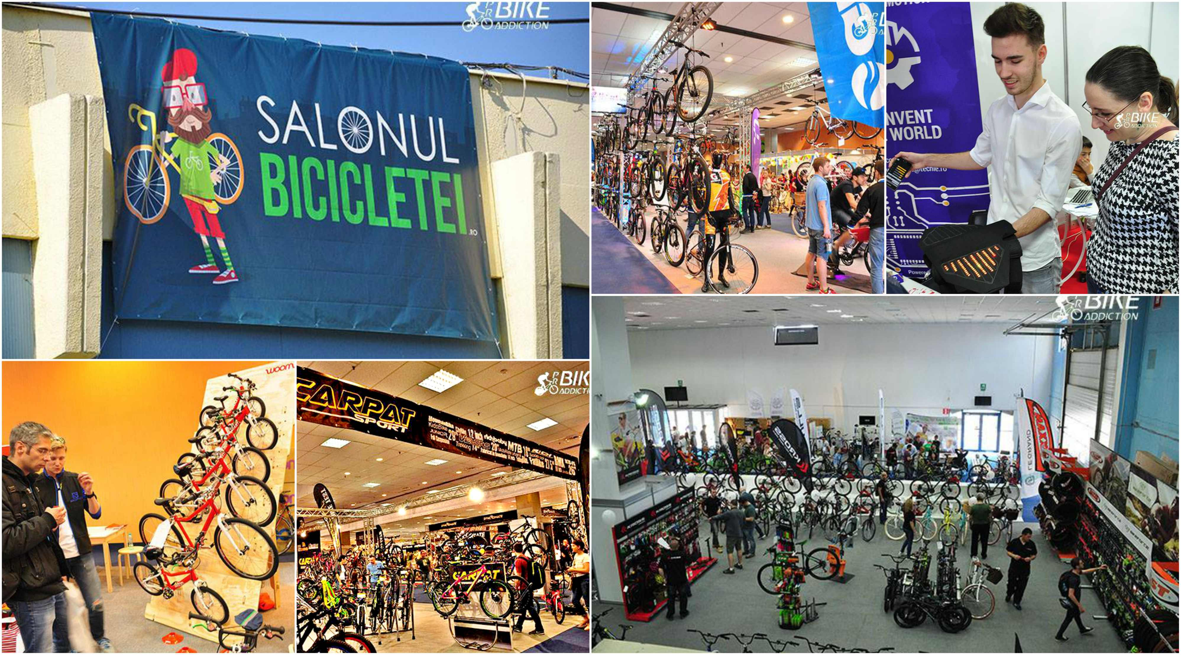 probikeaddiction salonul bicicletei