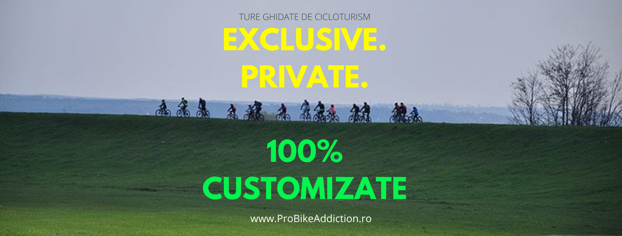 probikeaddiction ture private customizate cicloturism