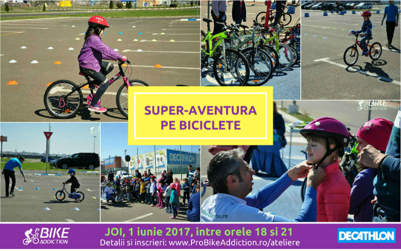 probikeaddictipon super-aventura pe biciclete iasi