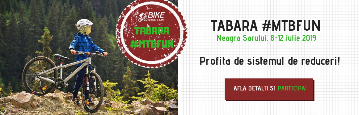 Tabara #MTBfun powered by ProBikeAddiction