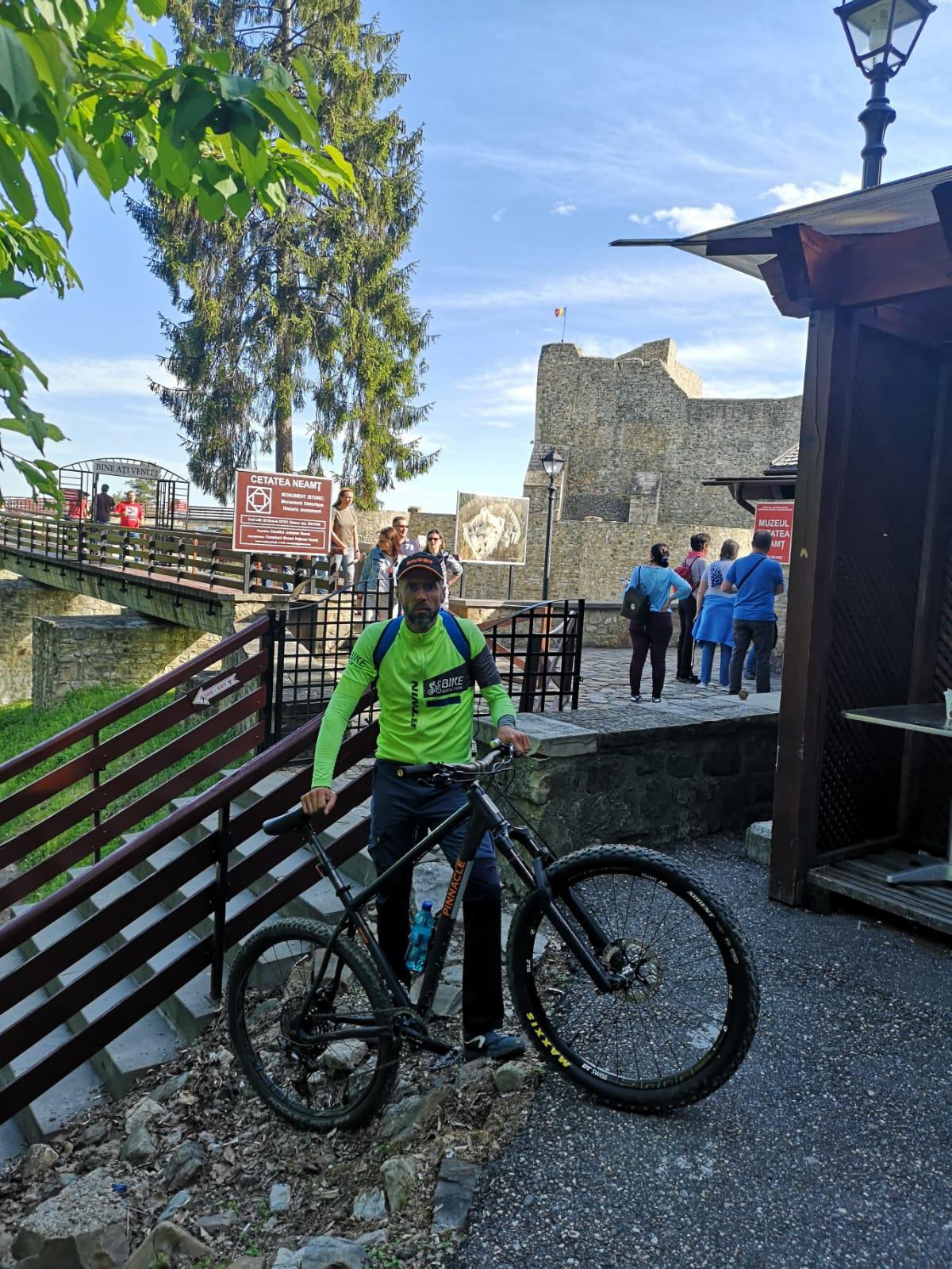 probikeaddiction cicloturism cetatea neamt